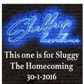 'Daz Willott' & Candy Mc live @ Shelley's (Longton Homecoming) - In Memory of Sluggy!! Jan 2016