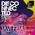 DISCO-NNECTED RADIO SHOW JAVI FRIAS GUEST MIX JULY 2020