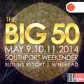 Mi-Soul @ Southport Weekender 50:Friday-Sy Sez
