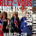 Parlez-vous franglais ? - Radio Campus Avignon - 04/12/12