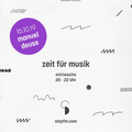zeit für musik 48 - manuel deuse - 16.10.19