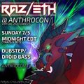 ANTHROCON 2020 VIRTUAL SET LIVE