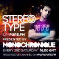 Monochronique - Stereotype 034 [May 19 2012] on Pure.FM