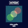 Ride Radio 085 with Myon