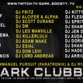 Live at Dark Clubbing 09.25.21