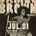 DJ Makoto James Brown Tribute at Play Bar Sydney 01.07.2017