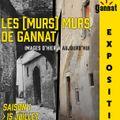 VADROUILLES EN VAL DE SIOULE : Les [Murs]murs de Gannat au musée Yves Machelon - Juillet 2020