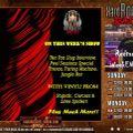 Hard Rock Hell Radio Redtank's WeekENDER! 28th April 19