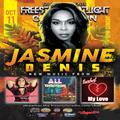 DJ Lexx presents Freestyle Spotlight Countdown special guest Jasmine Denis  10-11-20