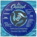 Soul Cool Records/ Retro Joe - Groove City