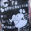 @ Dansa på barrikaderna (Anarchist benefit-party, winter 2019) Bigbeat, Electroswing, Balkan Bass