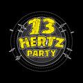 13hertz party @HearticalFM