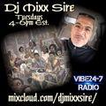 FRIDAY HAPPY HR HIP HOP THROWBACKS EDITION  9/17/21  Vibe24-7.com DJ MIXXSIRE