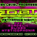 Mysticophonia @ Green Level Progression 28.09.19