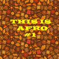 This Is Afro #1
