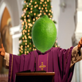 Reverend Lime - Merry Kiss My Ass