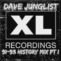 XL Recordings 91-93 History Mix Pt I