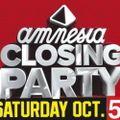 Les Schmitz B2B Caal Smile @ Amnesia Ibiza Closing Party 2013 (part 1)