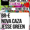 Live Recording from Nova Caza @ vet! Club NL Amsterdam 10-05-2014