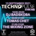 Badskoba resident mix @Techno Pulse show by DJ Choon !