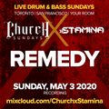 Church X Stamina 01   Remedy