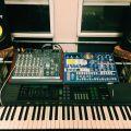 Live, Improvised Jam - Korg Electribe EM1-X, Yamaha PSR-36, Allen & Heath ZED-10FX Mixer