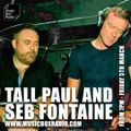 The Radio Show with Seb Fontaine & Tall Paul - Friday 5th March 2021