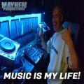 Dj Absolute Mayhem Live o5th Feb