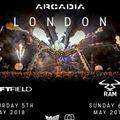 Rene LaVice feat. 2Shy - Arcadia 2018