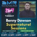 Supernatural Sessions - Benny Dawson - SMR - Wednesday 13th October 2021 (c)
