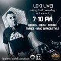 Loki & Friends Live! - Loki - Safehouse Radio 22/08/20