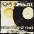 Instructions Of House & Techno Pt II