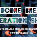 Hardcore Break's Generation Show - Off the cuff - 05/11/20
