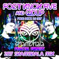 Fort Knox Five and Qdup - Four Deck Set from Fractal Forest - Shambhala 2017 Mix