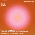 Peace of Mind w/ Chris Airplays - 20th December 2020