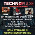 Techno Pulse #20 (MZONE)