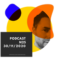 PODCAST N.25 - 30/11/2020 PLAY DJ SALVATORE PATISSO