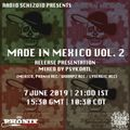 Made in Mexico Vol. 2 - Feature Presentation by Psykoatl [Phonix Records]