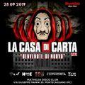 Diretta - La Casa Di Carta - 28.09.19 - Mathilda Disco Club
