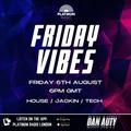 DJ Dan Auty / Fri 06th Aug 2021 / 6 - 8pm / Recorded Live On PRLlive.com
