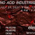 FLESH_BOT / ELEMENTAL / TECHNO-INDUSTRIAL & HARD TECHNO / INTERFERENCE RADIO 7.31.21
