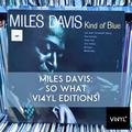 Vi4YL: Miles Davis 'So What' special. Vinyl adventures: Jazz, Afro, Cuban, Reggae, Beats & Bands