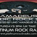 AmadeuS Melodic Rock Show #37 - Dec. 12th. 2015