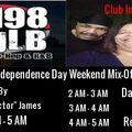FM 98 WJLB Club Insomnia 7.7.19 with Reggie Hotmix Harrell