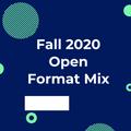 Fall 2020 Open Format