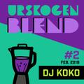 URSKOGEN BLEND #2 - DJ KOKO (Feb. 2019)