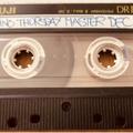 """Frankie Bones """"Techno Thursday"""" B91 Radio, New York - 1991"""