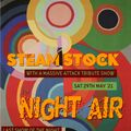 Steam Stocks' 'Any Love' Mix [Massive Attack Tribute] for NIGHT AIR 29.05.21