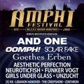 Emmanuel Pursuit (Kryonix) - Live at Amphi Festival 2018