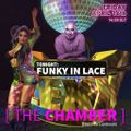 FUNKY in LACE - MatPrice (CH)  aka Lexx  (SL) Live at PROSECCO FRIDAY [THE CHAMBER] April 16th